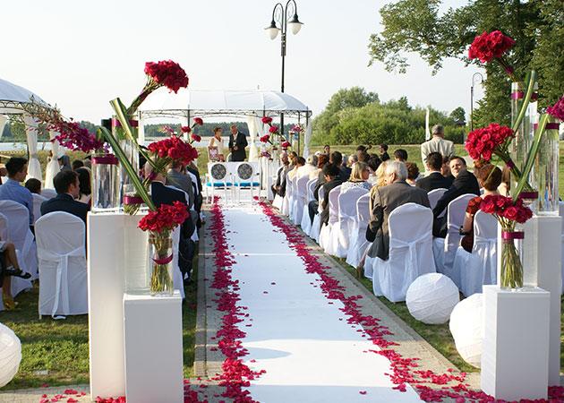 Ekskluzywne wesele okolice Warszawy