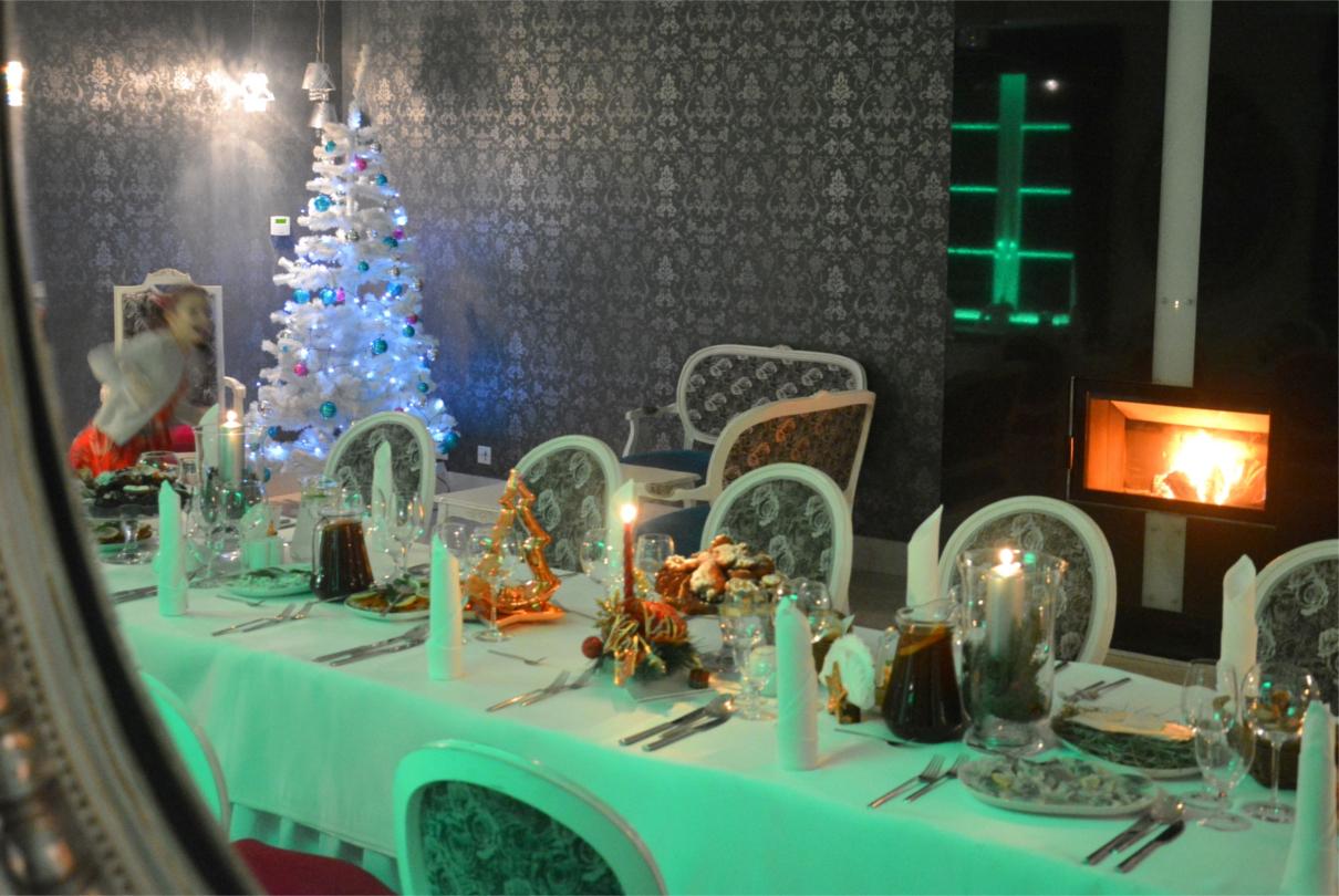 Boże Narodzenie Hotel